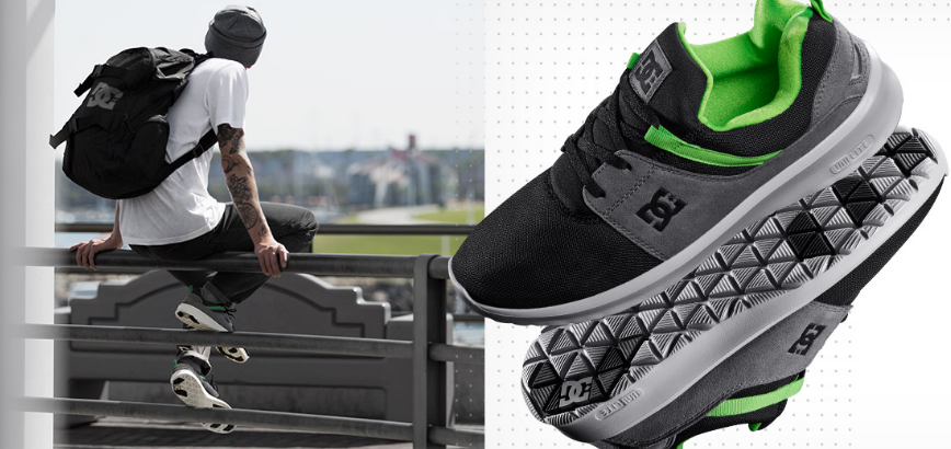Акции DC Shoes в Нижнем Тагиле